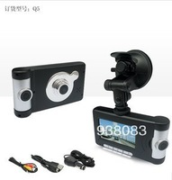 Christmas gift / fashion darling / Wide / IR Night Vision / RuilinQ5 model / 720 HD Car Driving Recorder / HDD Recorder