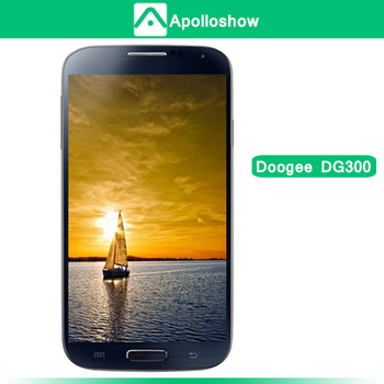 Doogee VAYAGER DG300 White 5.0'' IPS (960*540) Capacitive Screen mtk6572 1.3GHz 4GB ROM 5.0MP Camera Android 4.2 3G/GPS Dual SIM