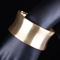 (Min order is $10) Free Shipping New Design Fashion Popular Gold Plated Bangle, Unique Square Form Design Bangle for Women