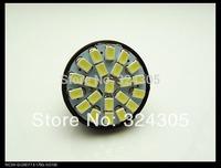 2pcs/ lot T20 22 3020 LED 1206 SMD Light Bulbs 7443 7441 7440 direction indicator lamp backup light white 12V  free shipping