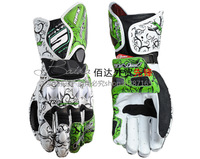 FREE SHOPPING A2013 GlovesGP green white racing gloves motorcycle gloves black white red white
