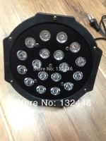 8PCS/lot,Free shipping 18x3w led par light 54w high quality 18pcsx3w RGB led par light led par stage lights