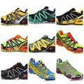 2013 new salomon sport flat Running shoes for men, men 's casual Athletic loafers ,athletic shoes EUR40-46,14 colors