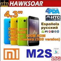 "Xiaomi Mi3 M3 5""FHD 3050mAh 2GB RAM 16GB ROM Quad Core Android 4.2 NFC 13MP in stock"