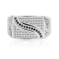Wholesale fashion men's Rings #CR0637 silver 925 Rings With CZ Stone Hot Sale men's rings