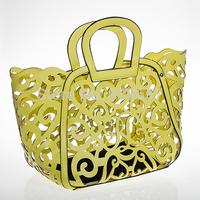 Desigual Bags Handbags Women Famous Brands Messenger Bags Hollow Vintage Leather Handbags Tessel Shoulder Bags Totes 2014 WB2016