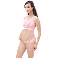 Free shipping Superb Pregnant Women Hipster Underwear Unique U Shaped Lingerie Before/Ater Pregnancy Wear