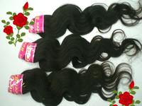 "cheap Human Hair weave Brazilian Hair Extension Mix Lengths 12""14""16""18""20""22""24""28"" Body Wave Queen Hair Weft DHL Free Shipping"
