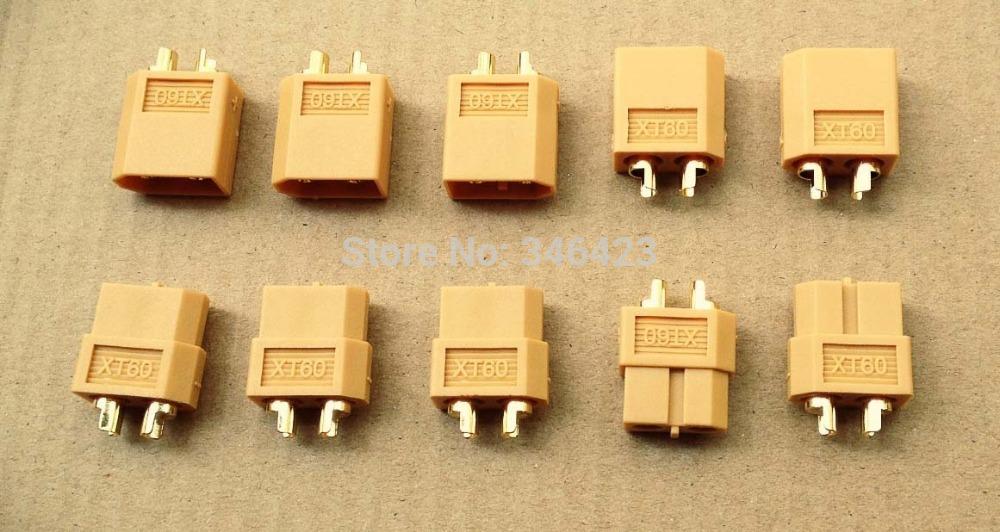 Lithium battery connector xt60 plug t plug substitute model plug(China (Mainland))