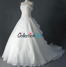 popular elegant bridal dress
