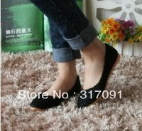 2013 new buckle British style flat comfortable soft women's shoes massage bottom gommini loafers flats for women