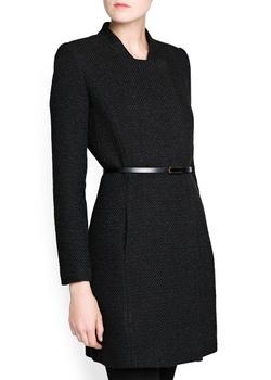 бесплатная доставка 2013 женщин зимней моды Sweed тонкий пальто, пальто для женщин ...
