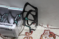 2013 new arrival for Bianchi's top lightweight carbon fiber water bottle cage
