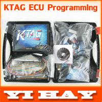 New Design KTAG K-TAG ECU Programming Tool master version v1.89 car ECU programmer,Jtag BDM Boot mode free shipping