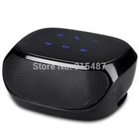Hifi Bluetooth Touch Panel Speaker Wireless A2DP Amplifier Support IF Card Super Bass Handsfree Speaker For MP3 MP4 PC MAC etc