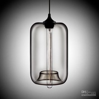 Wholesale - 100% high quality Italian glass chandelier modern chandelier niche living room lamp