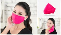 Free Shipping 10pcs/lot Antibacterial Masks Dust Respirator for Women Men