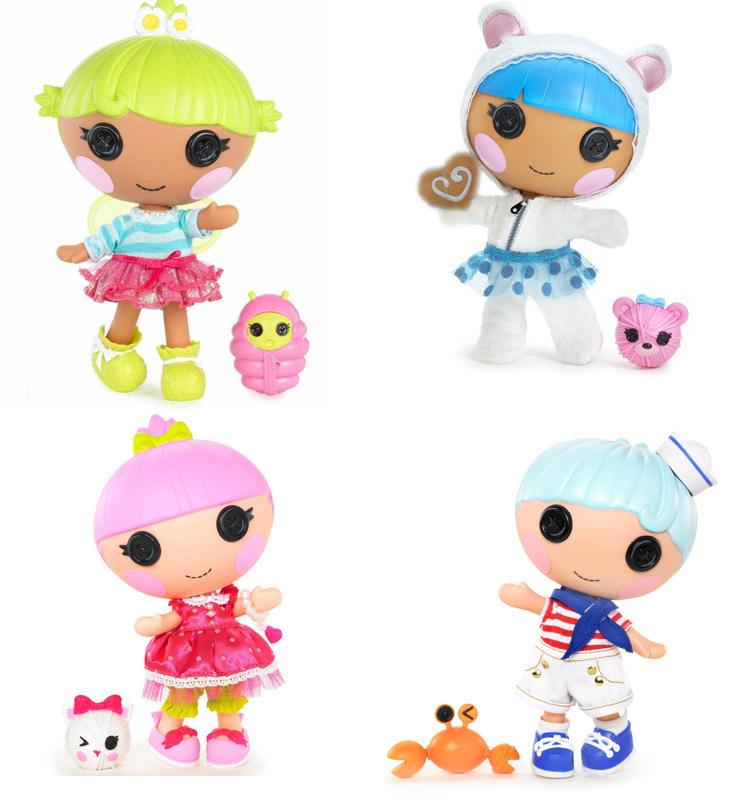 Lalaloopsy Littles Cartoon Lalaloopsy Littles Doll