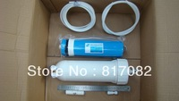 RO membrane housing +200 gpd RO membrane +all accessories for Water Filter