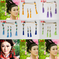 Costume hanfu accessories handmade costume hair accessory accessories classical hair stick