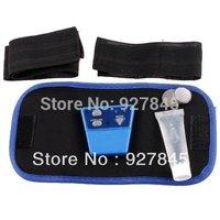 Hot !!Free Shipping , Dropshipping 70set AB Gymnic Electronic Muscle Arm leg Waist Massage Belt without retail box