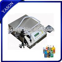 3-3000ml Water Softdrink Liquid Filling Machine Digital Control GFK-160