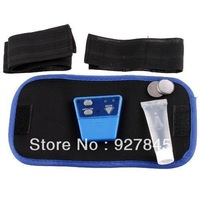 Hot !!Free Shipping +Dropshipping 60set /lot AB Gymnic Electronic Muscle Arm leg Waist Massage Belt without retail box