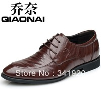 2013 Hot sale Newest Classic Genuine leather Business fashion men's shoes Man dress Leather shoes Wholesale Free shipping