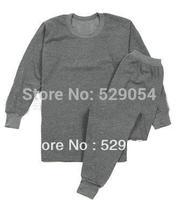 men thermal underwear/doublet+johns/men's long johns/men's winter underwear free shipping   558