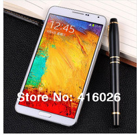 "Perfect 1:1 clone Note 3 MTK6589 Quad Core N9000 3G smart phone Android 4.3 5.7"" IPS Screen with Air Gesture Eye Control"