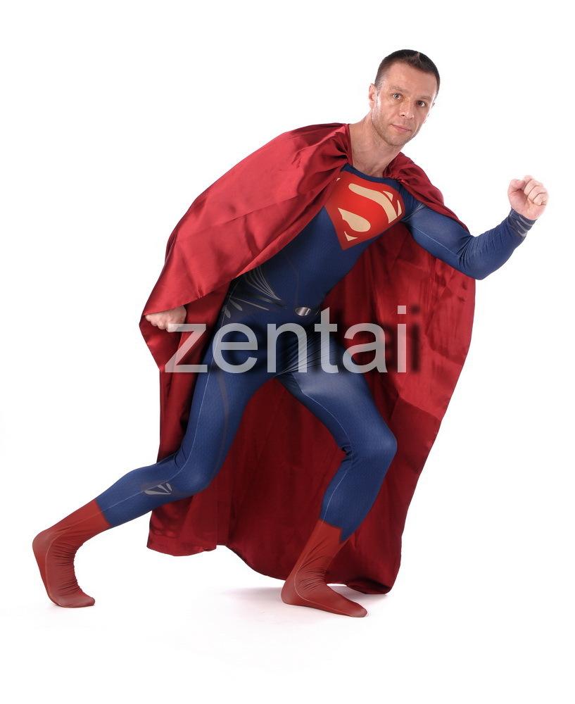 Disfraz Superman Adulto Body Acero Superman Adulto