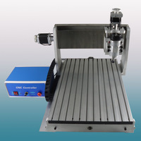 Ballscrew CNC 3040 router, 240w spindle motor engraving drilling/ milling machine