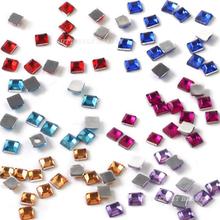 popular 3d acrylic nail art