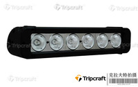 Free Shipping  2pcs 11 inch 60W Cree LED Work Light Bar 4x4  LED Lights For Jeep Wrangler, fog LED LIGHT BAR