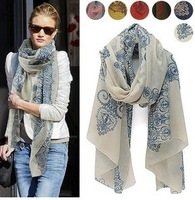 2013 scarf vintage female fluid scarf cape\to my shop have a surprise