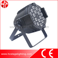 2014 hot sale 18X10w par 64 led 4 in 1 stage lighting