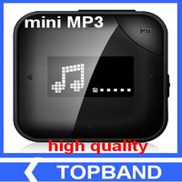 2014 New Arrive MINI MP3 Player with 4GB storage and FM Sport MP3, Original Onda VX330 Free Shipping