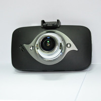 "100% Original NOVATEK 96650 chipset Glass Lens 1080P Car DVR 2.7"" LCD Car Recorder Video Dashboard Camera with G-sensor"