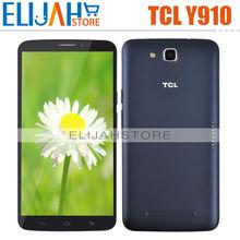Original TCL Hero N3 Y910 MTK6589T Quad Core 3G Mobile Phone 6'' FHD Android 4.2 2GB/16GB Bluetooth GPS FM Dual Camera 13.0MP(China (Mainland))