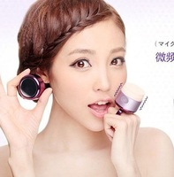 2013 Electronic vibration make up puff for foundation BB cream, free shipping