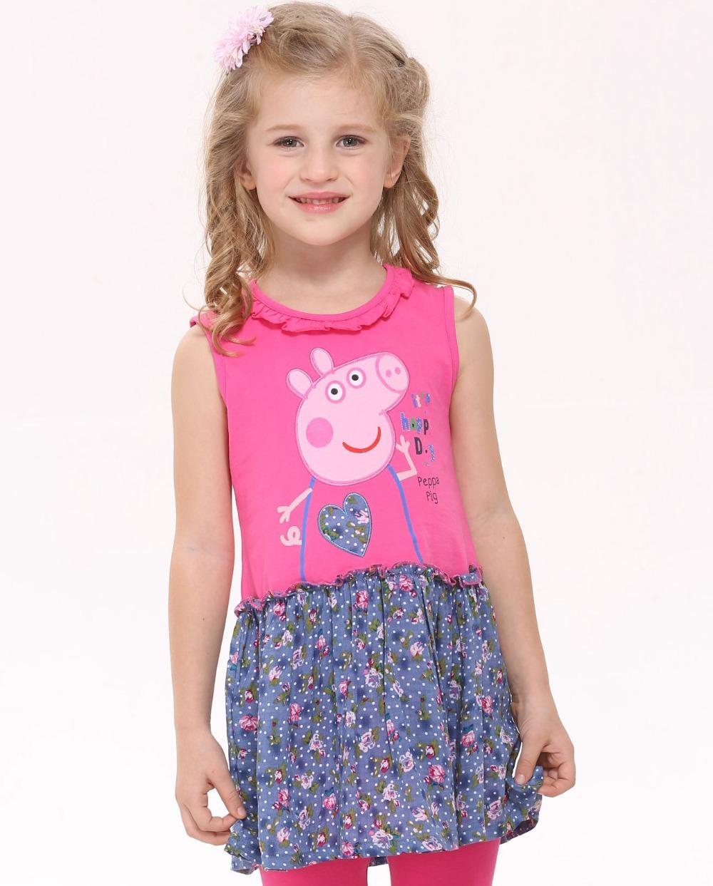 Baby dresses for girls baby dress - Kids Wear For Girls Free Shipping 18m 6y New Nova