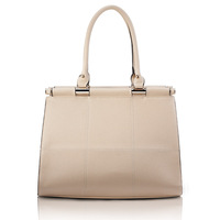 New 2013 Fashion All-match Women's Formal Office-lady Leather  Handbag Leather Totes Brand Leather Bags Free Shipping