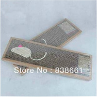 FREE SHIPPING Pet cat toy cat scratch board corrugated paper cat Mentha