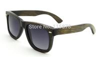 Sunglasses 2014 Top Popular Handmade Eco-friendly Bamboo Made Polarized Sunglasses With Ultralight Frame  Model 6050