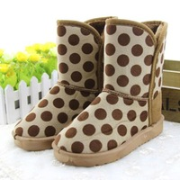 [Child Actor] new 2014 winter girls boots warm kids shoes for girl fashion girls winter boots hot sale children winter shoes