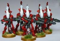 Models Eldar Wraithguard/Wraithblades (10 pcs)   Resin models Free Shipping