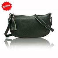 2015 Winter New Arrival 100% Genuine Leather Women Red Tassel Handbags,High Quality Shoulder/Messenger bag,Big Capacity,CN-1168