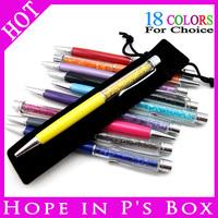 20pcs/lot Jewelry crystal pen cystal portcrayon elements - ballpoint pen ladies dome novelty pens