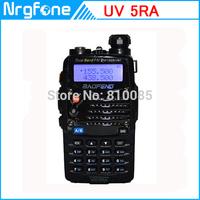 New 5W WalkieTalkie Baofeng UV-5RA with Earphone 128CH UHF+VHF DTMF VOX Metal 2-way Amateur Ham Radio A0888A interphone