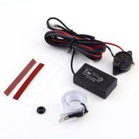 Electromagnetic Auto Car parktronic Parking Reverse Backup Radar Sensor Reversing Kit parktronic system